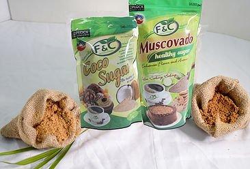 F & C Muscovado and Coco Sugar